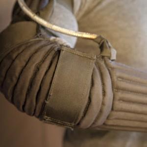 Надувные мышцы — оригинальный подход