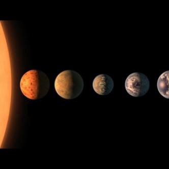 НАСА обнаружило экзопланеты, на которых  возможна жизнь