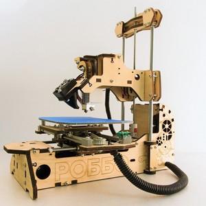 В «Сколково» создали 3D-принтер для детей