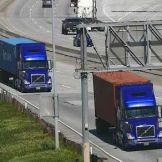 Испытания грузовиков роботов: логистика будущего