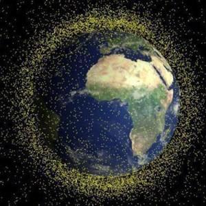 Космический мусор угрожает глобальной экономике