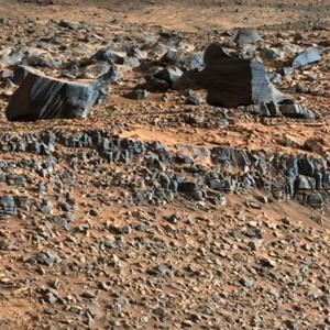 В древнем марсианском озере могла быть жизнь, похожая на земную