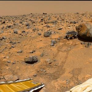 Поверхность Марса токсична для жизни. В чем плюс?