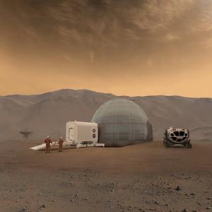 НАСА сделает SpaceX основным подрядчиком полета на Марс?