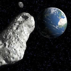 Ученые уточнили вероятность столкновения астероида Апофис с Землей в 2029 г.