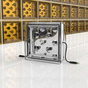 Новые стеклоблоки обеспечат здания электроэнергией