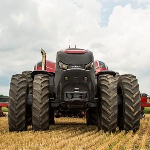 Беспилотный трактор готов выехать на поля