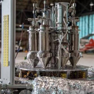 НАСА тестирует компактный космический ядерный реактор