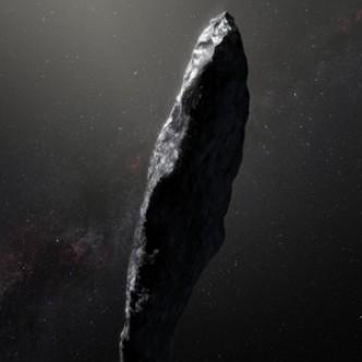 Межзвездный гость Oumuamua: астероид или зонд инопланетян?