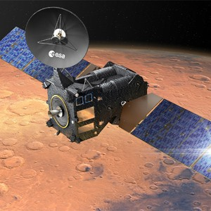 Орбитальный модуль TGO готов к штатной работе