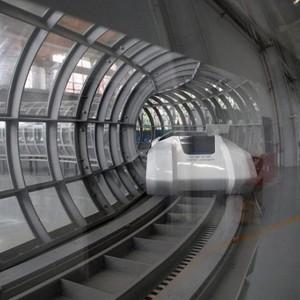В Китае тестируют поезда на магнитной подушке со скоростью до 8000 км/ч