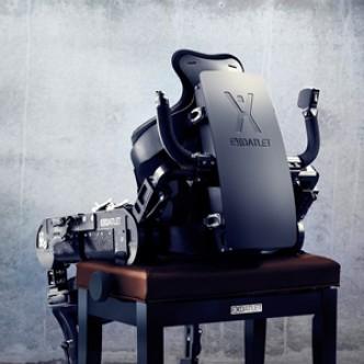 На Skolkovo Robotics показали обновленный медицинский экзоскелет
