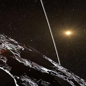 Солнечную систему могло изменить внешнее воздействие