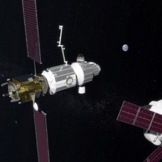 В 2024 г. США планируют иметь обитаемую станцию за орбитой Луны
