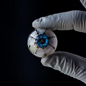 Ученые приблизились к созданию бионического глаза