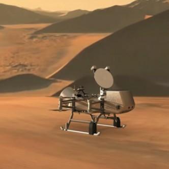 NASA планирует космическую миссию на Титан