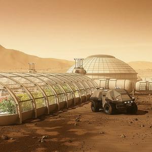 Космическая агрономия: марсианскую почву сделали плодороднее земной