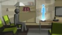 Новости из будущего: планшет «Березка», аватар Чубайса и роботы в «Роснефти»