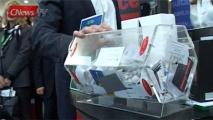 Призеры CNews FORUM 2011: кто с  ножом, кто с iPad