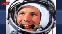 Реконструкция первого полета Гагарина в 3D