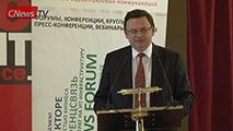 Алексей Кузьмин об информатизации Фонда социального страхования РФ
