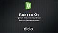 Представлена мобильная ОС на базе Qt