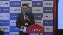 Выступление замдиректора департамента госуправления Минэка Антона Лебедева