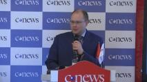 Выступление Юрия Палюха на конференции CNews ИКТ в госсекторе 2018