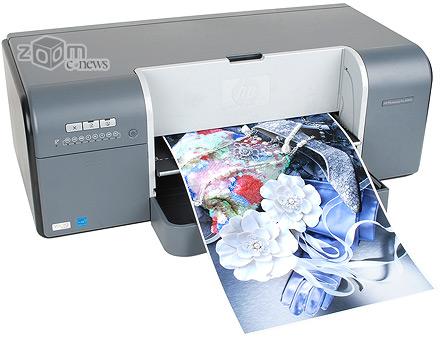 Шикарное качество цветных отпечатков - это конек B8850