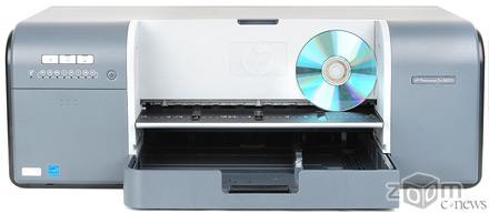 HP Photosmart Pro B8850 протестирован ZOOM.CNews