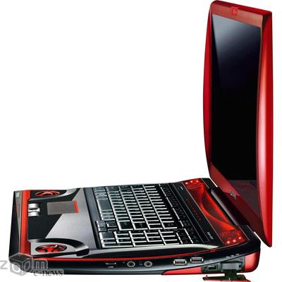Toshiba Qosmio X300-11U – пример ноутбука с максимальной производительностью и без компромиссов