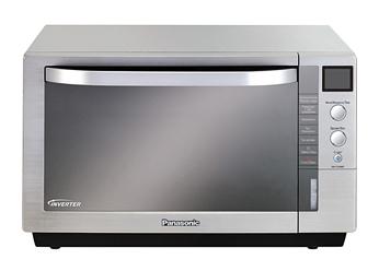 СВЧ-печь Panasonic NN-CS596: гармония вкуса и пользы