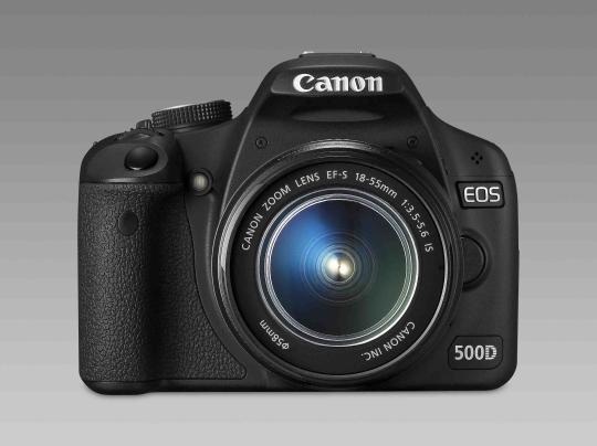 Интернет-магазин - Тест фотоаппарата Canon EOS 500D - Интернет-магазин