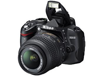 Сама дешёвая зеркальная камера у Nikon оснащена матрицей в 10...