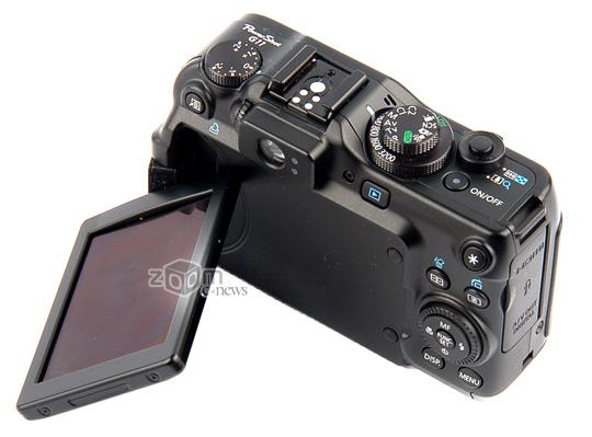Обзор цифрового фотоаппарата Canon PowerShot G11., - Fotomag.com.ua