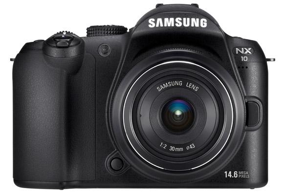 Samsung NX10: тест незеркальной камеры со сменной оптикой