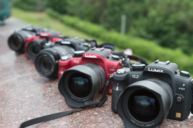 Panasonic Lumix G2: тест беззеркальной камеры со сменной оптикой