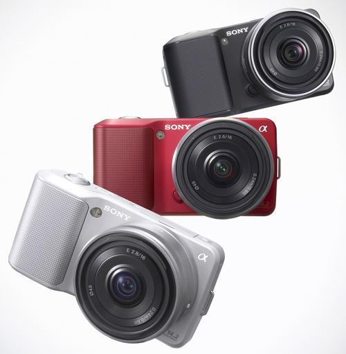 Sony NEX-3 и NEX-5: подробный обзор и «полевой» тест беззеркальных камер
