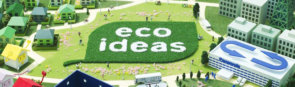 Стиральные машины Panasonic: новая экологическая политика