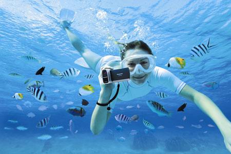 Выбор ZOOM: лучшие подводные фотокамеры для отпуска