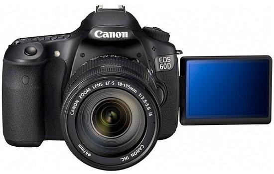 Первый взгляд на Canon EOS 60D: урезанная 7D с новой эргономикой