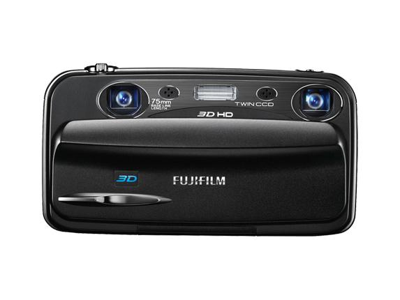 Fujifilm W3: тест 3D-камеры с двумя объективами