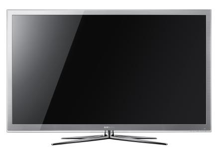 Samsung представляет самый большой 3D LED-телевизор=