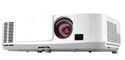 NEC P350W и P420X появятся в продаже в конце марта 2011 г. с высокой яркостью.