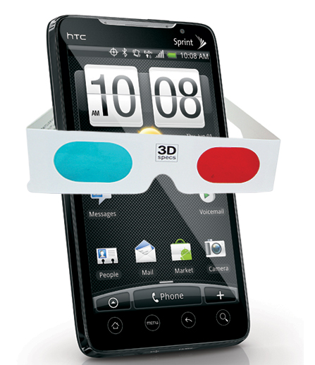 Коммуникаторы от HTC