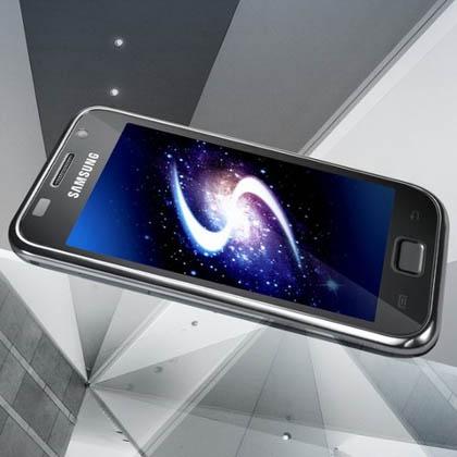 Samsung выведет на российский рынок флагманский смартфон Galaxy S Plus