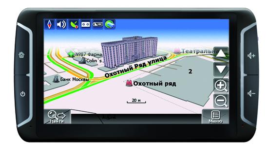 Автомобильный навигатор gps навигатор explay