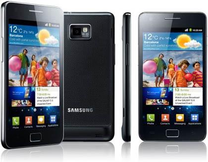 Samsung показала аксессуары для флагманского смартфона Galaxy S II