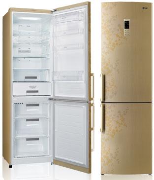 Ferra.ru - Линейка дизайнерских холодильников LG GA-B489TG и GA-B439TG