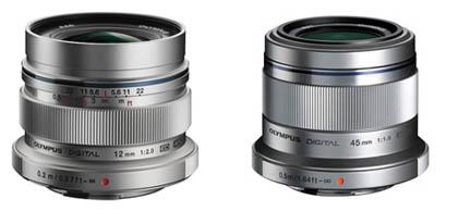 Модельный ряд Olympus PEN пополнился двумя новыми компактными объективами M.ZUIKO DIGITAL